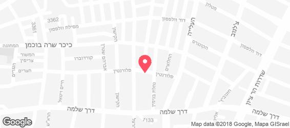 מיידל'ה - מפה