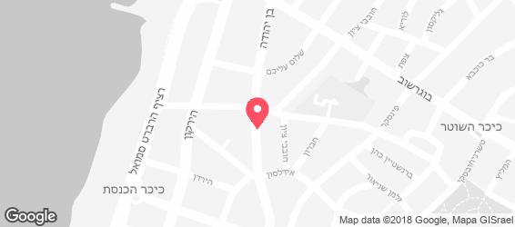 קוקיצה - מפה