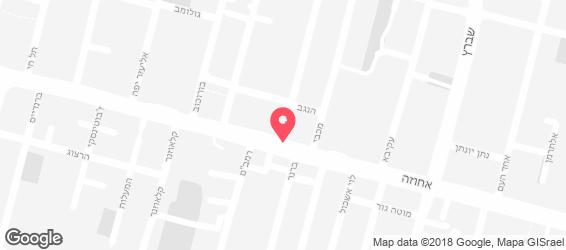 שרה'ס פלייס - מפה