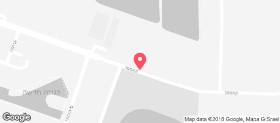 סושי מושי - מפה