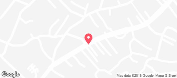 פלאפל רמזי - מפה