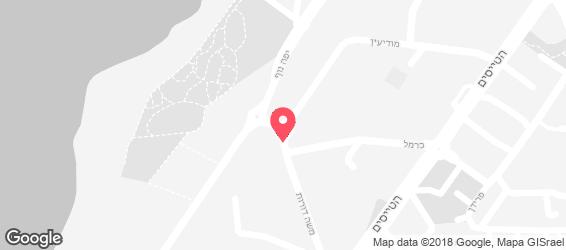 סטיגמה בר - מפה