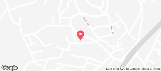 שווארמה ושיפודי המשולש - מפה