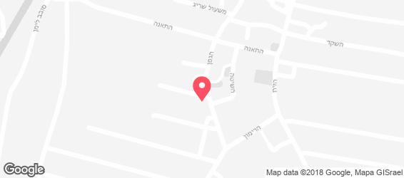 מיכאל - ביסטרו מקומי - מפה