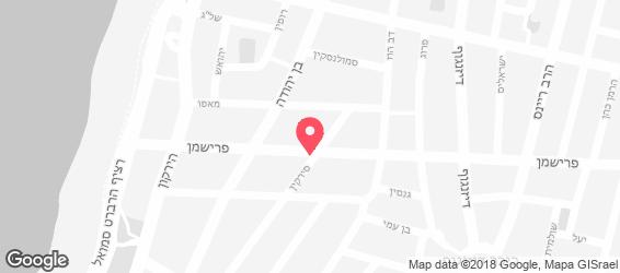 ביירן - מפה