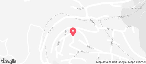 הבית של סלווה - מפה