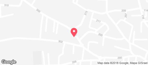 שעבאן מוחמד - מפה