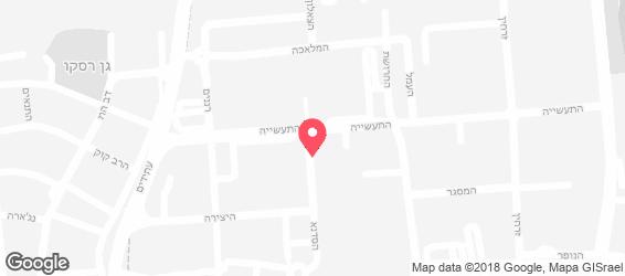 מרפי'ס - פאב אירי - מפה