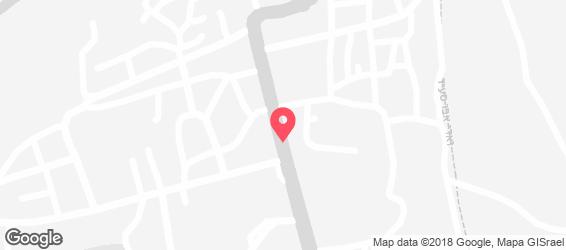 בית הסמבוסק - מפה