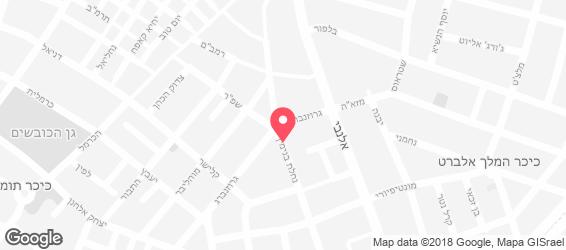ביצ'יקלטה - מפה