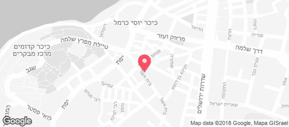אלמנטרי - מפה