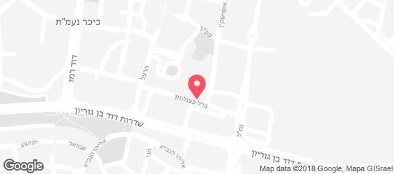 מריולו - מפה