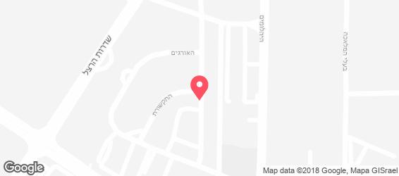אדיס-עלם - מפה
