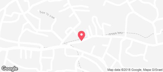 שווארמה אלענותי - מפה