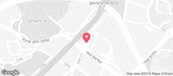 קאן זאמן - מפה
