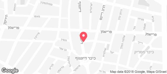 איסמי סלמה - מפה