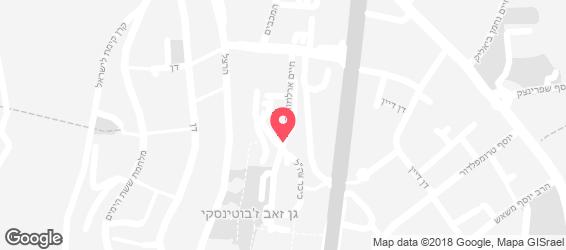 בסט בורגר - מפה