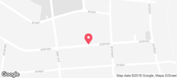 ג'חנון בכפר - מפה