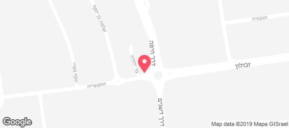 מאי שניצלים - מפה