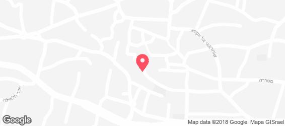 פיצה ממאיה - מפה