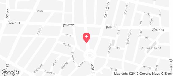 גולדנביר - מפה