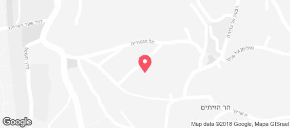 אלבייק - מפה