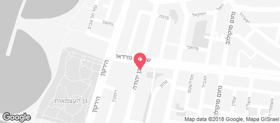 ניני האצי - מפה