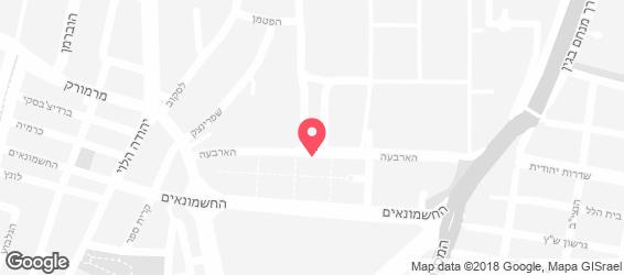 אובן קובן - מפה