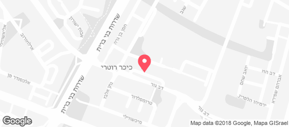 שמע ישראל - מפה