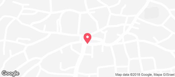 אלאקצה - מפה