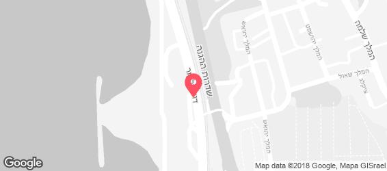 עונות - מפה