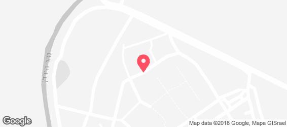 הקרפיון השיכור - מפה