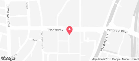 ביר גארדן - מפה