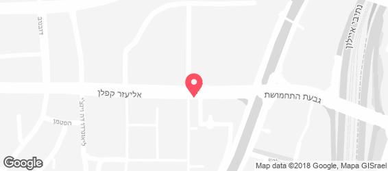 טייסטינג רום - מפה