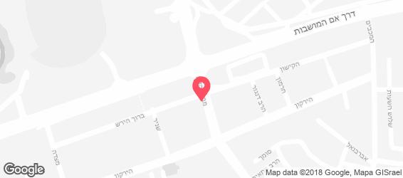 MY טאבון - מפה