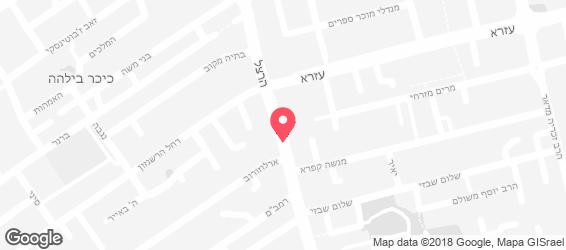 גריל street - מפה