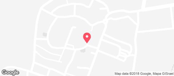 תבשילי הקומונה - מפה