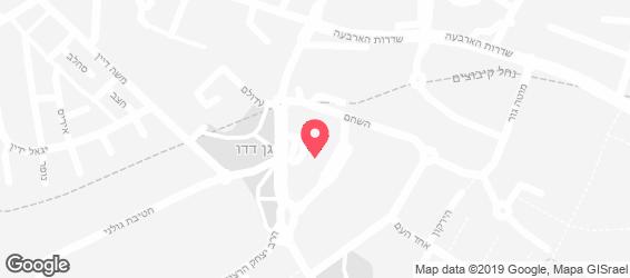 שניצלוס - מפה
