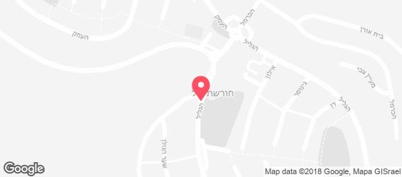 גרילמן - מפה