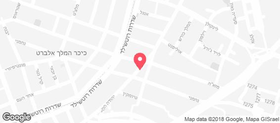 סופיצה - מפה