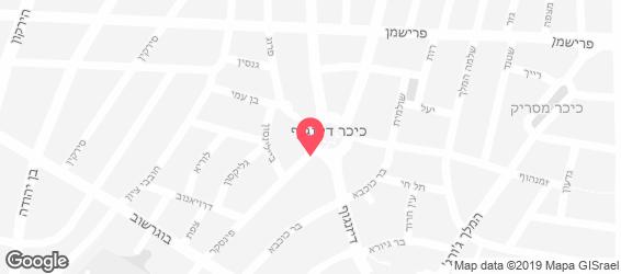 ג'קיל אנד הייד - מפה
