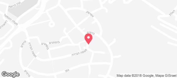 ג'מילה - מאכלים כורדים - מפה