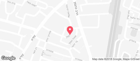 סביאל שנדליר - מפה