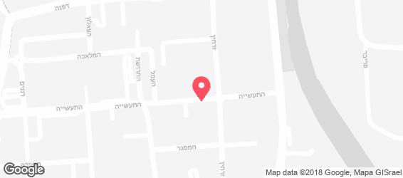 הקלפי - מפה