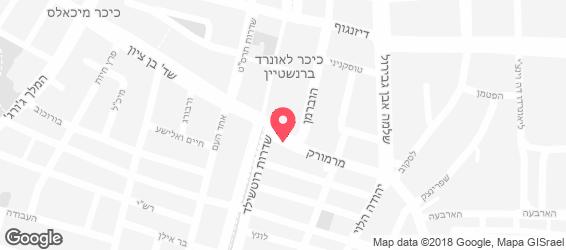 לחמנינה - מפה