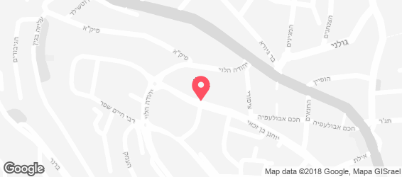 קוקיליז - מפה