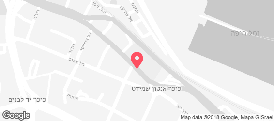 יאמי שווארמה - מפה