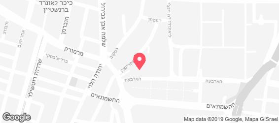 ג'ויה סינמטק - מפה