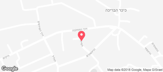 אבו הלל - מפה