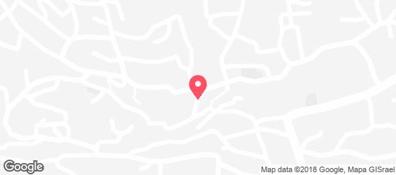 חומוס פול אלעמאר - מפה